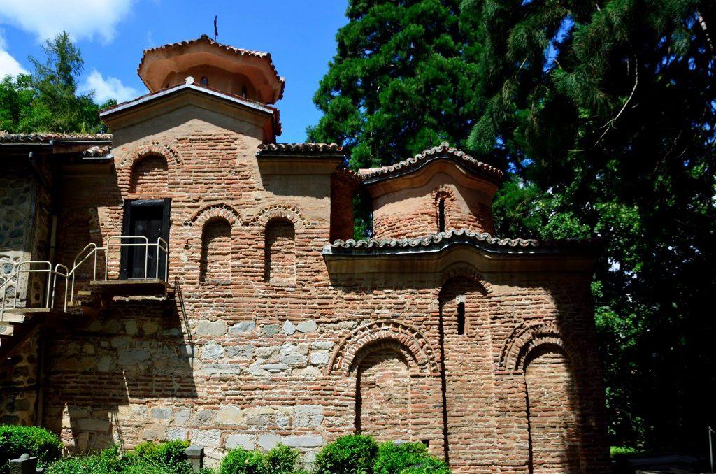 The Boyana church in Sofia