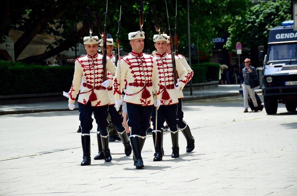 Change Guards in Sofia