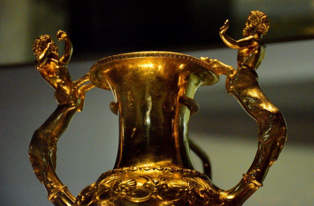 Gold Thracian Treasure