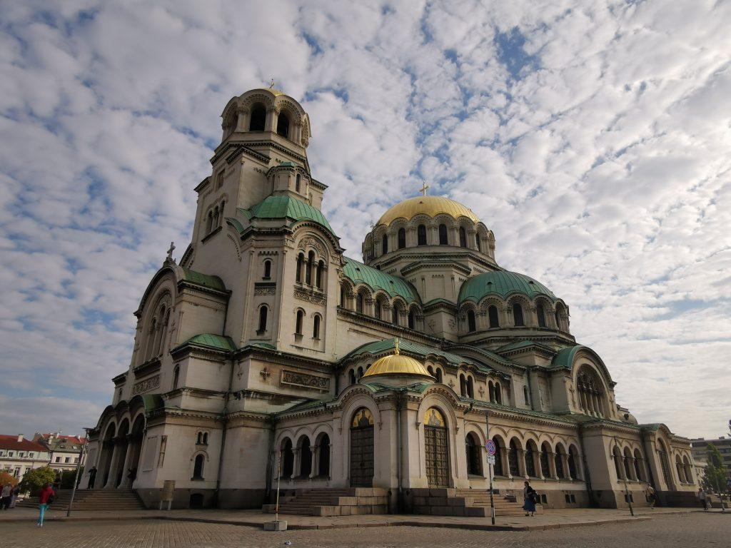 St Aleksander Nevski Cathedral, Sofia