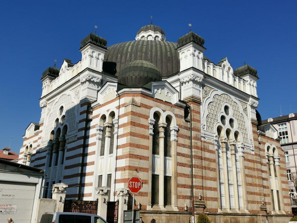Sofia, the Synagogue