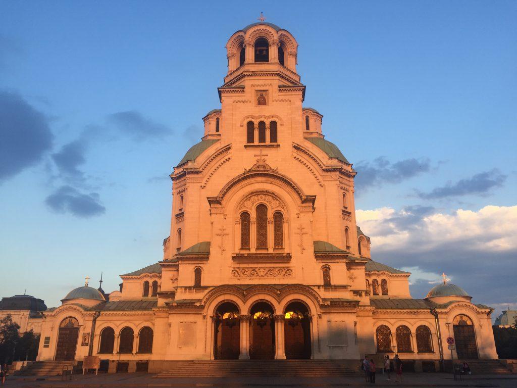 St Aleksander Nevski Cathedral