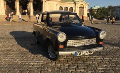Sofia Communist Tour Trabant